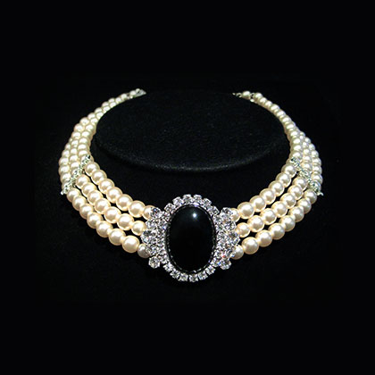 Natural Pearl 10-11 mm Necklace