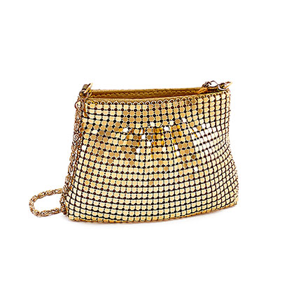 Golden party Purse