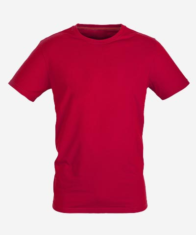 Men's T-Shirt (Red)